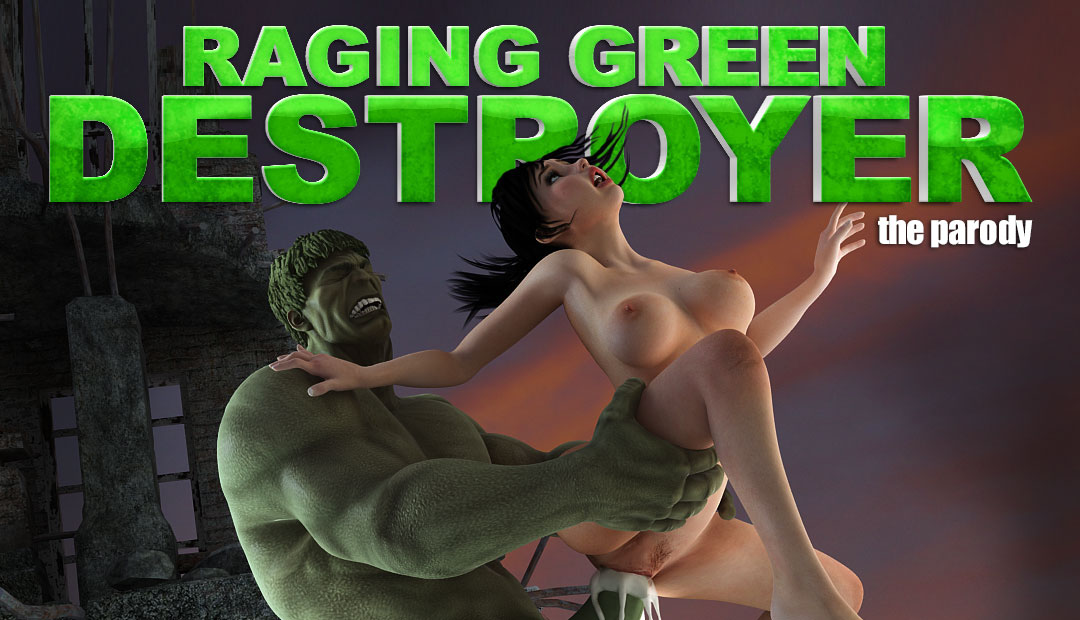 Raging Green Destroyer