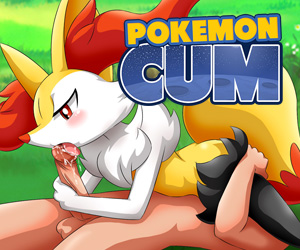 Pokemon Cum